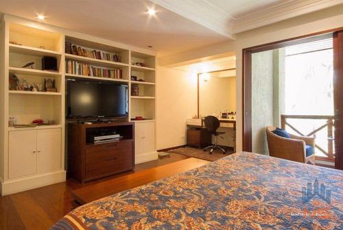 casa residencial à venda, jardim guedala, são paulo - ca3341. - ca3341