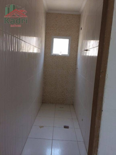 casa residencial à venda, jardim imperador, praia grande 3 dormitórios (1 suíte) - ca0232