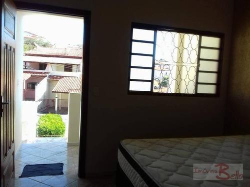 casa residencial à venda, jardim ipê, itatiba. - ca0832