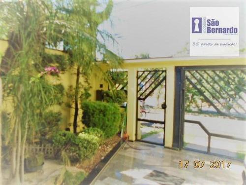 casa residencial à venda, jardim ipiranga, americana. - ca1236