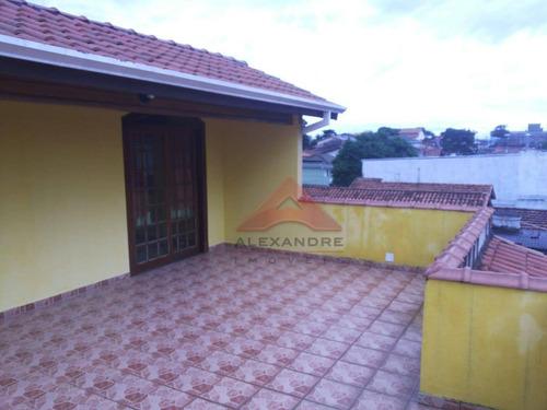 casa residencial à venda, jardim ismênia, são josé dos campos - ca3291. - ca3291