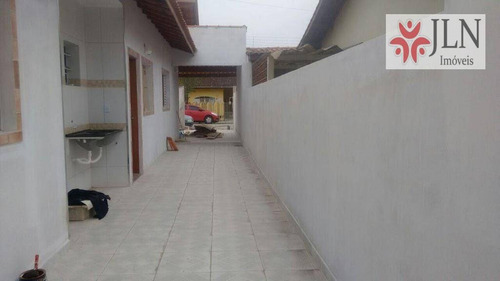 casa  residencial à venda, jardim italmar, itanhaém. - ca0203