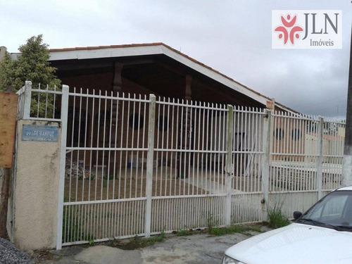 casa residencial à venda, jardim itanhaém, itanhaém. - ca0262