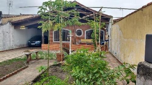 casa residencial à venda, jardim itapoan, mongaguá - ca0218. - ca0218