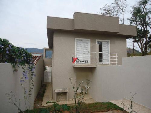 casa  residencial à venda, jardim jaraguá, atibaia. - ca0841