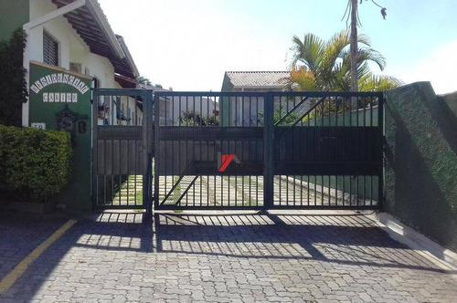 casa residencial à venda, jardim jaraguá, atibaia - ca1014. - ca1014