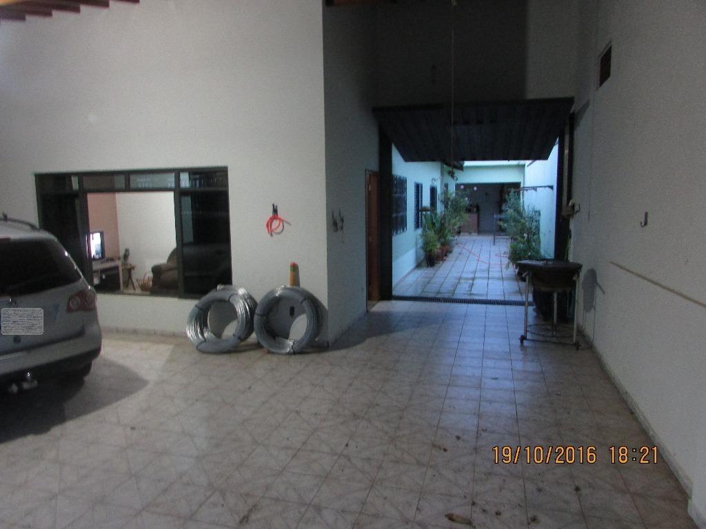 casa residencial à venda, jardim joão paulo ii, sumaré. - codigo: ca0997 - ca0997