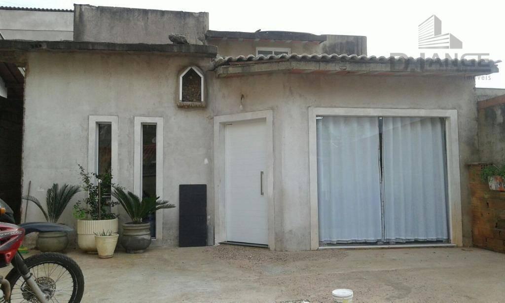 casa residencial à venda, jardim jurema, valinhos. - ca10671