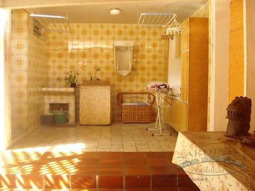 casa residencial à venda, jardim jussara, são paulo. - ca0095