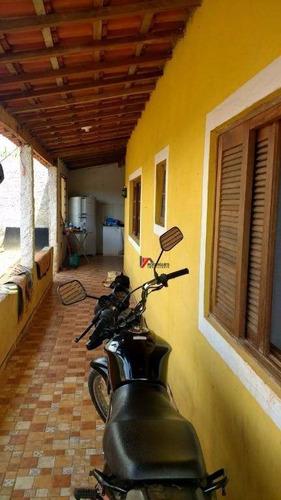 casa residencial à venda, jardim kanimar, atibaia. - ca1202