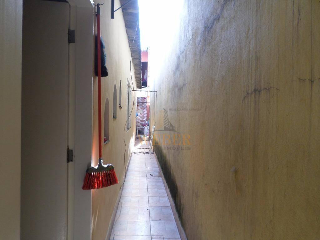 casa residencial à venda, jardim kuabara, taboão da serra. - ca0019