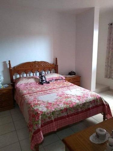 casa residencial à venda, jardim kuabara, taboão da serra. - so0448