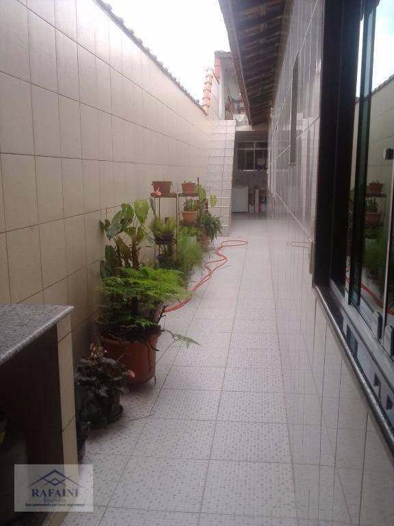 casa  residencial à venda, jardim leila, guarulhos. - ca0013