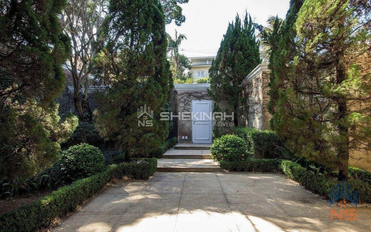 casa residencial à venda, jardim leonor, são paulo - ca3505. - ca3505