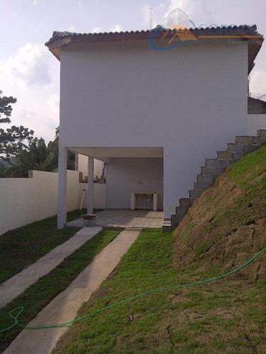 casa  residencial à venda, jardim luisa, guararema. - codigo: ca0016 - ca0016