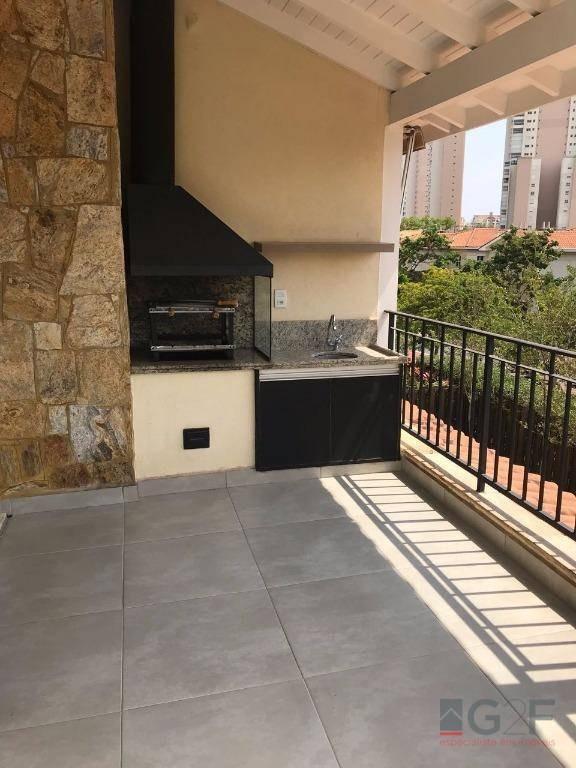 casa residencial à venda, jardim madalena, campinas - ca3539. - ca3539