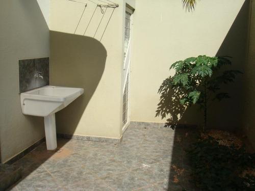 casa residencial à venda, jardim madalena, campinas. - ca4487