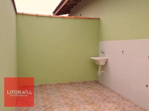 casa residencial à venda, jardim magalhães, itanhaém. - ca1202
