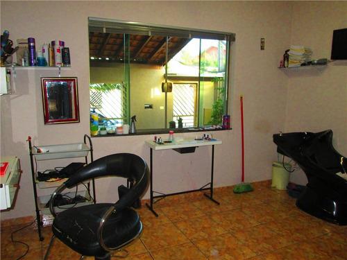 casa residencial à venda, jardim marajoara, nova odessa - ca0180. - ca0180