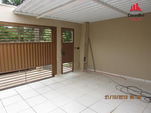 casa residencial à venda, jardim marajoara, nova odessa. - codigo: ca0998 - ca0998