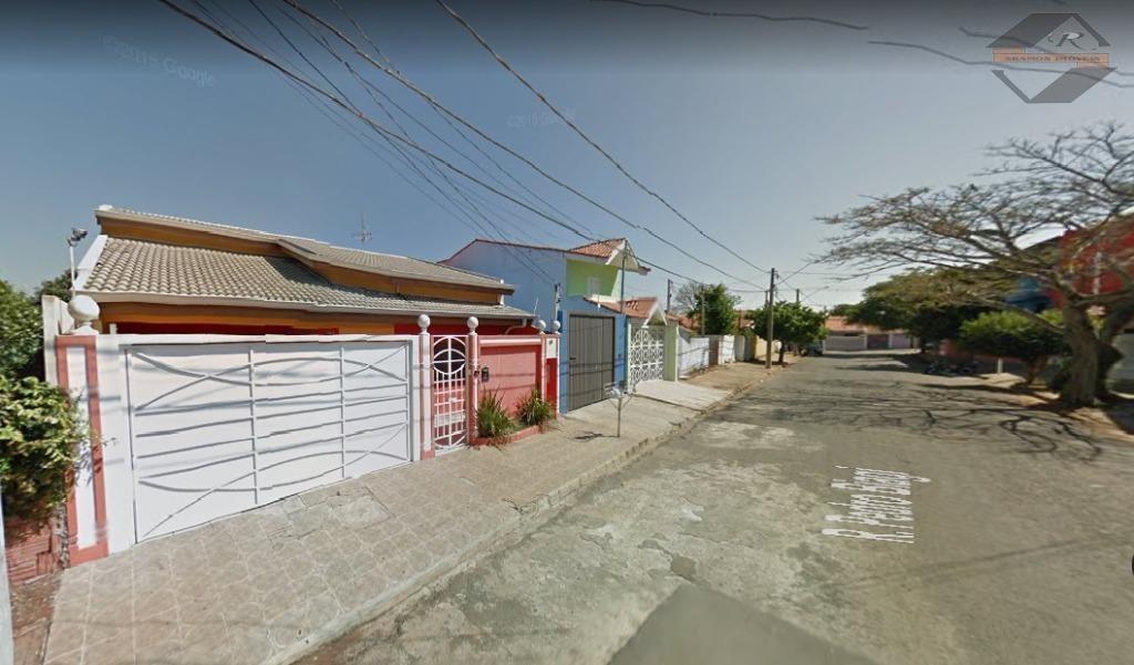 casa residencial à venda, jardim maricota, itapetininga. - ca1346