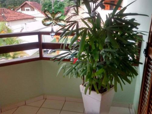 casa  residencial à venda, jardim maristela, atibaia. - ca0749