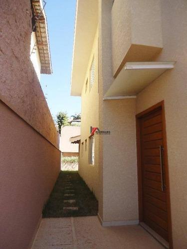 casa  residencial à venda, jardim maristela, atibaia. - ca0760