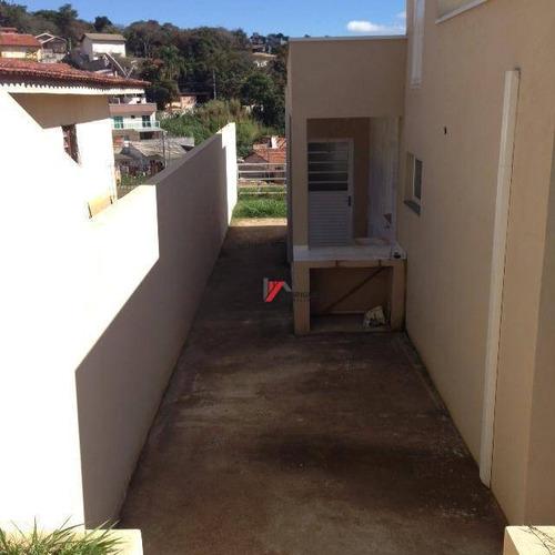casa residencial à venda, jardim maristela, atibaia - ca1042. - ca1042