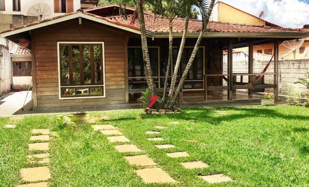 casa residencial à venda, jardim maristela, atibaia. - ca1638