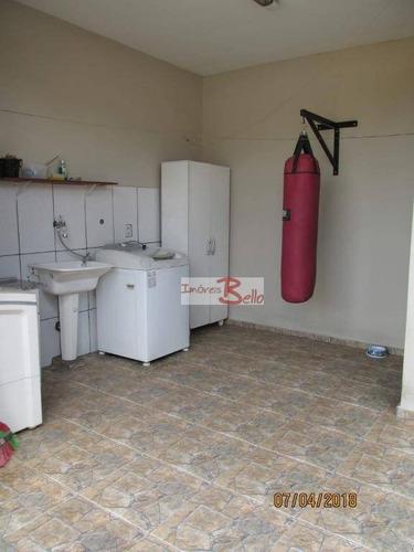 casa residencial à venda, jardim méxico, itatiba. - ca1062