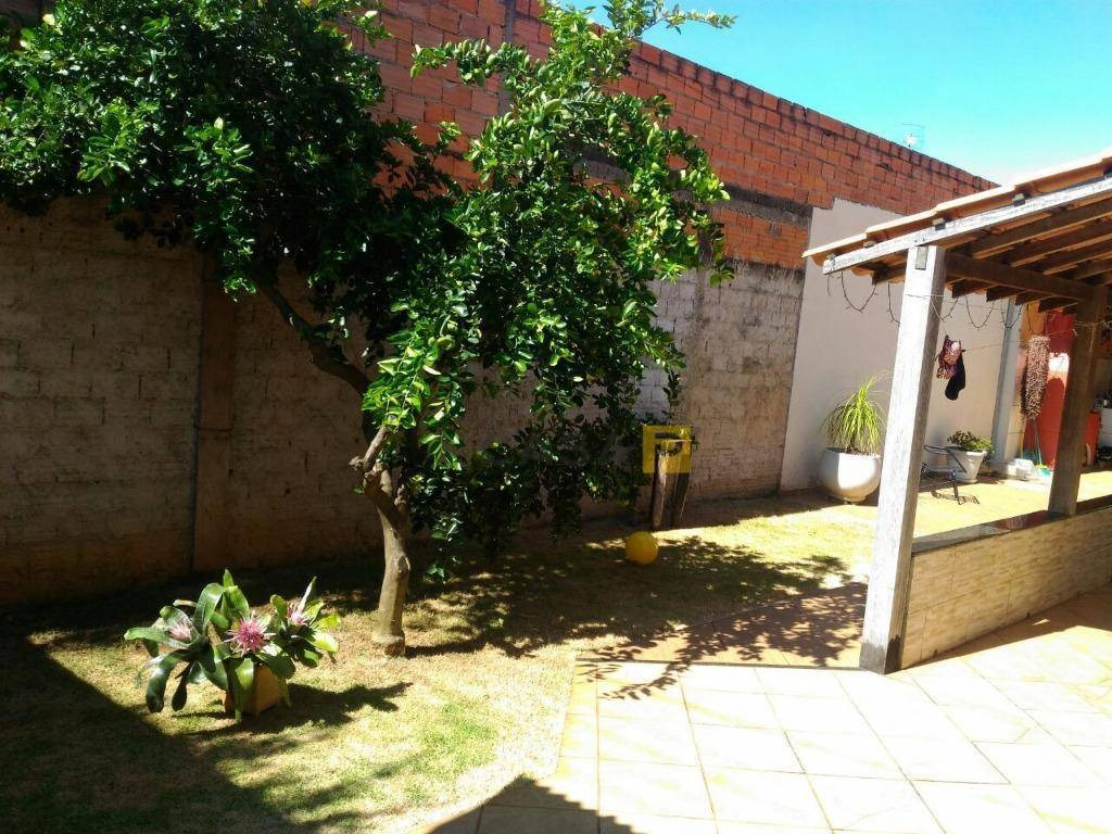 casa residencial à venda, jardim mirandola, americana. - ca0108