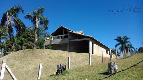 casa residencial à venda, jardim mirante, águas de lindóia. - ca1038