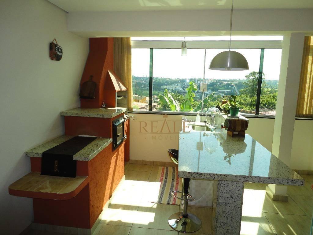 casa residencial à venda, jardim miriam, vinhedo - ca1012. - ca1012