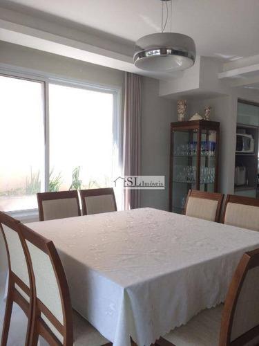 casa residencial à venda, jardim myrian moreira da costa, campinas. - ca0232