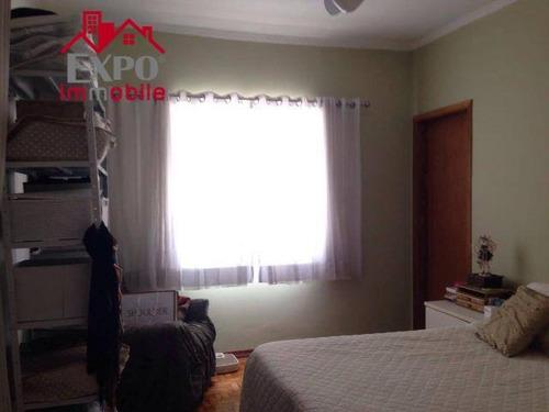 casa residencial à venda, jardim nossa senhora auxiliadora, campinas. - ca0147