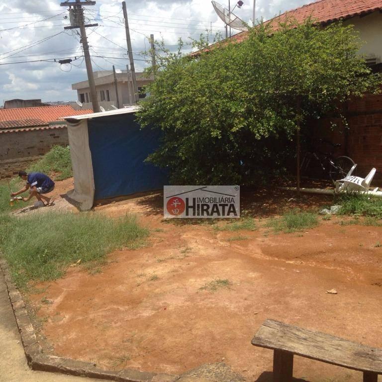 casa residencial à venda, jardim nossa senhora auxiliadora, hortolândia. - ca1377