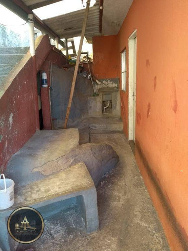 casa residencial à venda, jardim nossa senhora de fátima, jandira. - ca0747