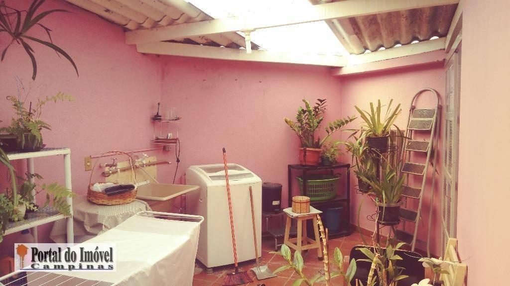 casa residencial à venda, jardim nova europa, campinas. - ca0129