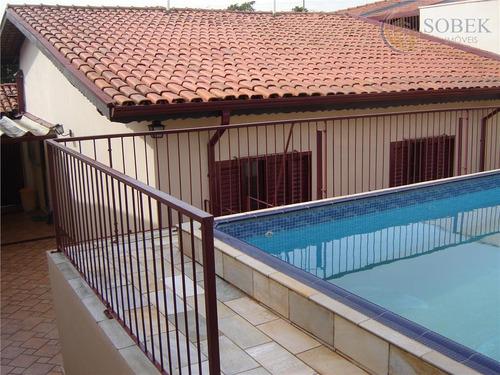 casa residencial à venda, jardim nova europa, campinas - ca0136. - ca0136