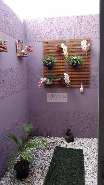 casa residencial à venda, jardim nova europa, campinas. - ca0613