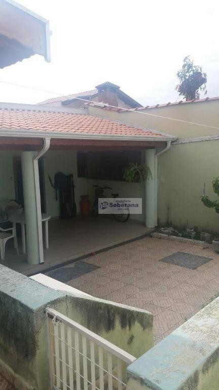 casa residencial à venda, jardim nova europa, campinas. - ca3207