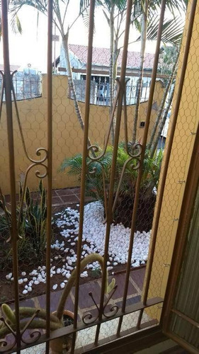 casa residencial à venda, jardim nova europa, campinas. - ca4703