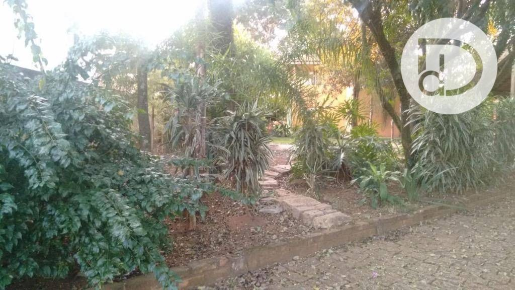 casa residencial à venda, jardim novo mundo, jundiaí. - ca3029