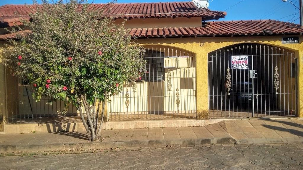 casa residencial à venda jardim olímpico pouso alegre. - ca0058
