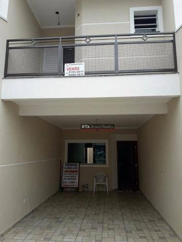 casa residencial à venda, jardim oriental, são paulo. - ca0087