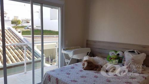 casa residencial à venda, jardim panorama, indaiatuba - ca1795. - ca1795