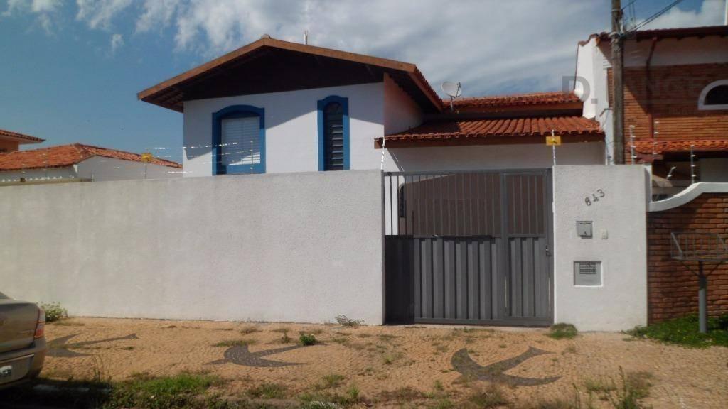 casa residencial à venda, jardim paraíso, campinas. - ca11551