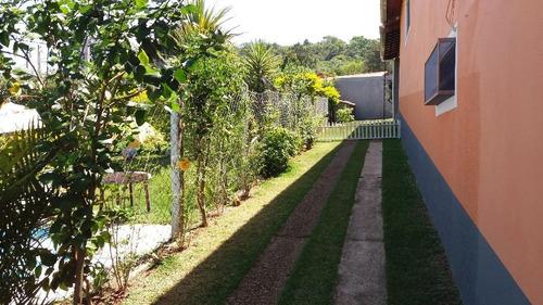 casa residencial à venda, jardim paraíso da usina, atibaia. - ca1531