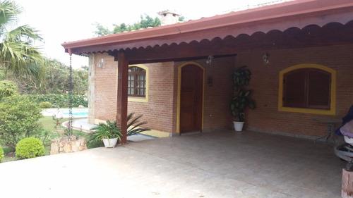 casa residencial à venda, jardim paraíso da usina, atibaia. - ca1551