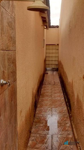 casa residencial à venda, jardim paraíso, maracanaú. - codigo: ca1516 - ca1516